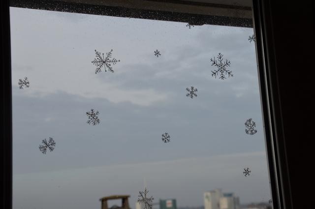 Snefnug med posca