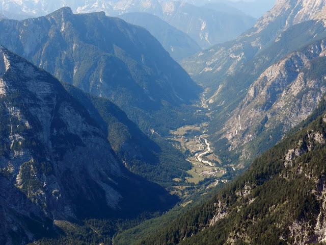 Valle Trenta, Dolina Trenta e Zadnjica
