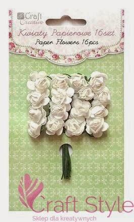 http://craftstyle.pl/pl/p/Kwiatki-papierowe-na-druciku-2cm-roze-16szt-Pure-White/11795