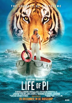 Filme Poster As Aventuras de Pi DVDSCR XviD &amp; RMVB Legendado