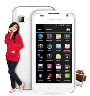 Spesifikasi Smartfren Andromax-i | Harga Smartfren Andromax-i | Review Android Phone