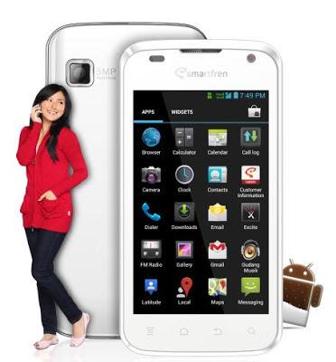 Daftar Harga HP Smartfren Terbaru 2014 Maret