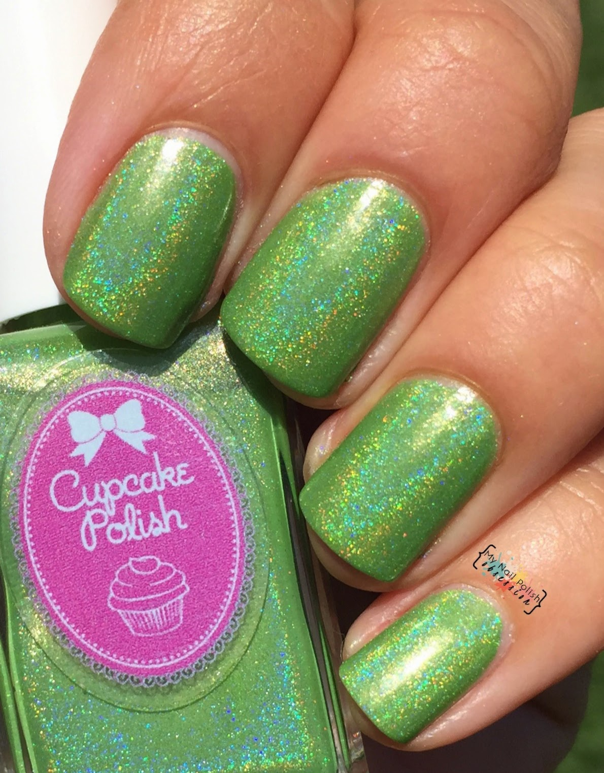 Cupcake Polish Instant Re-Leaf
