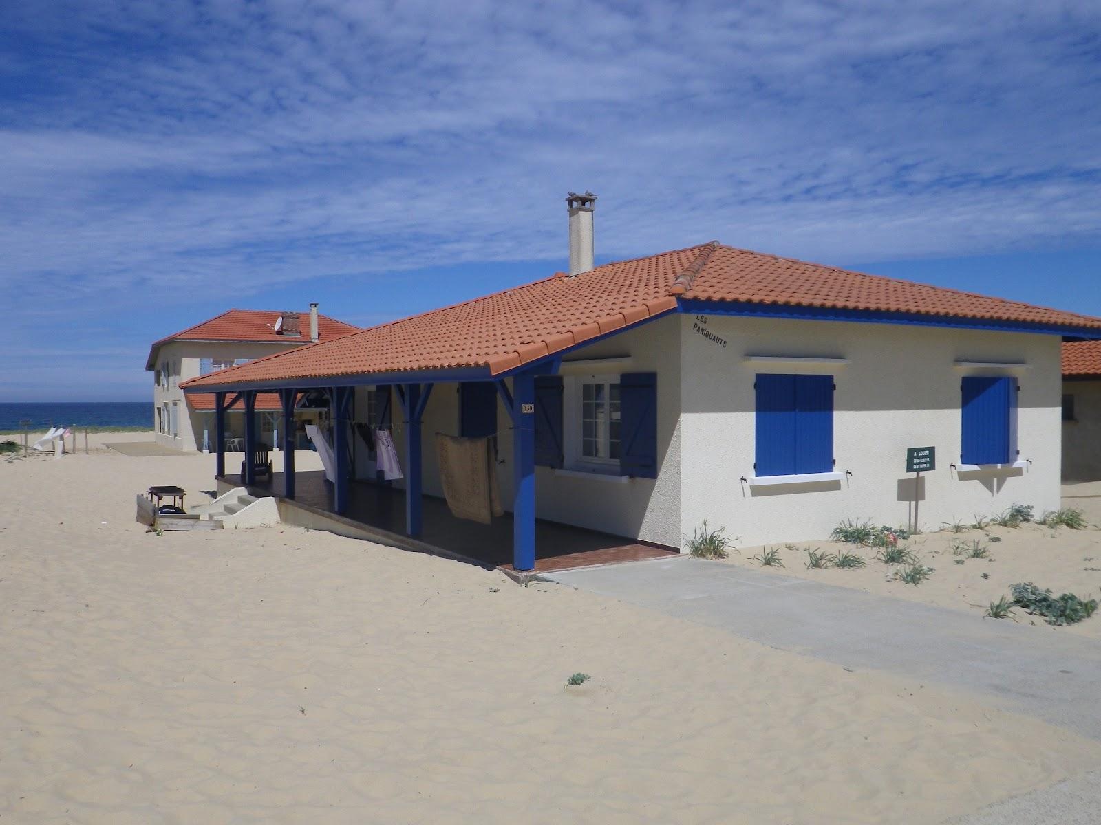 Location de notre maison les pieds dans le sable saint for Location garage landes
