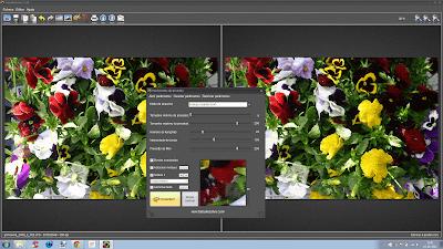 Exemplo FotoSketcher - esboço a pastel-cor