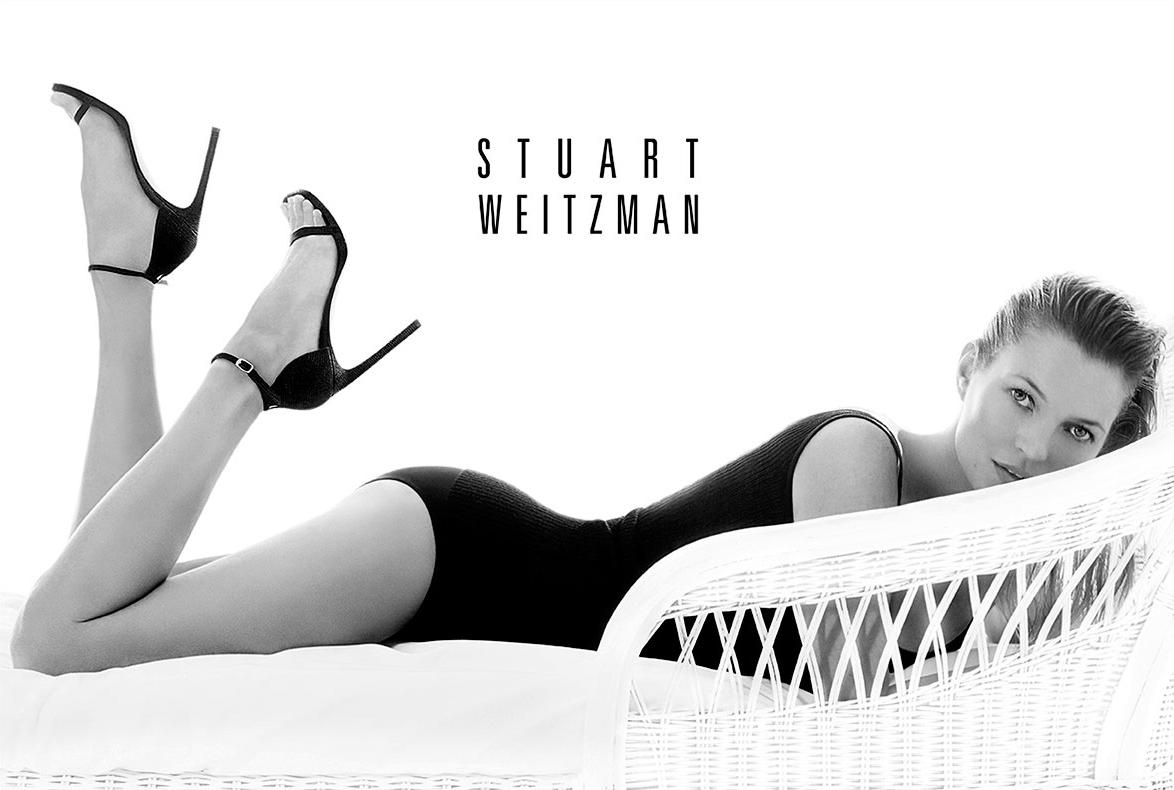 Stuart Weitzman Spring/Summer 2014 collection