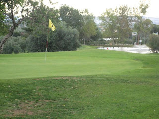 Pitch & Putt Portal del Roc seu prova final Interclubs FCPP 2012 A 1era. Divisió