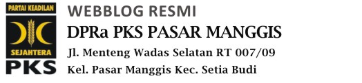 DPRa PKS Pasar Manggis