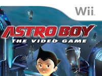 Astro Boy The Video Game PSP