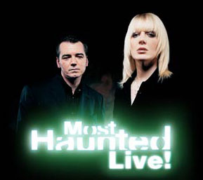 Most Haunted Live Halloween 2015 - Exposed! Mosthaunted