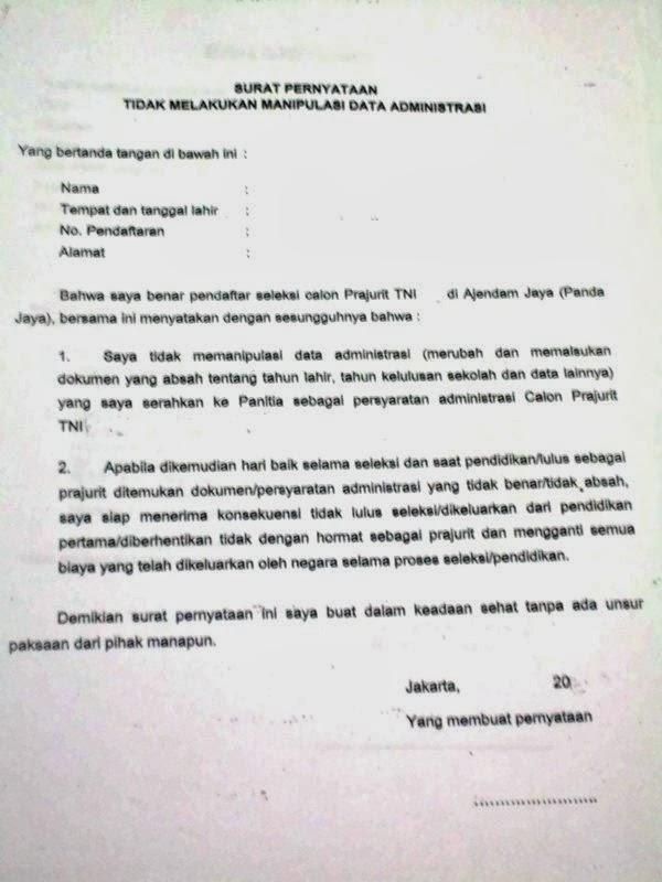 Surat Pengunduran Diri Pake Kertas Apa Surat Kerja G