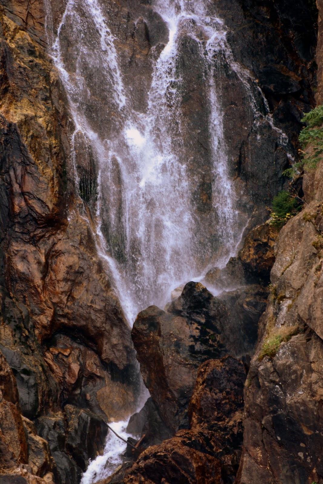 Mille fiori favoriti fish creek falls steamboat springs for Fish creek falls