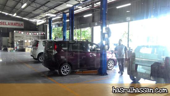 Masalah Perodua Axia Advance Version Baru Beli