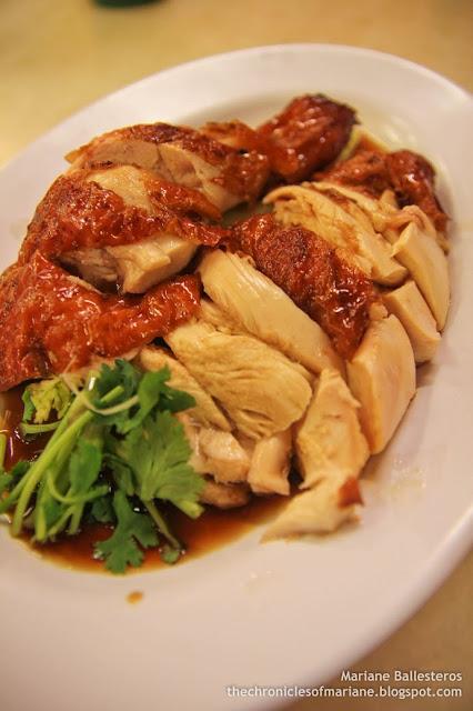 hainanese chicken malaysia