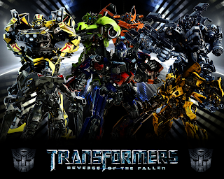 New Autobots in Transformers 3-4