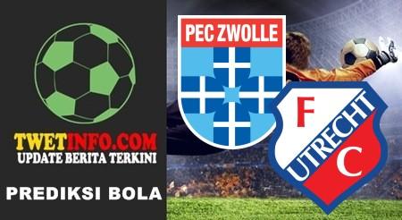 Prediksi PEC Zwolle vs Utrecht