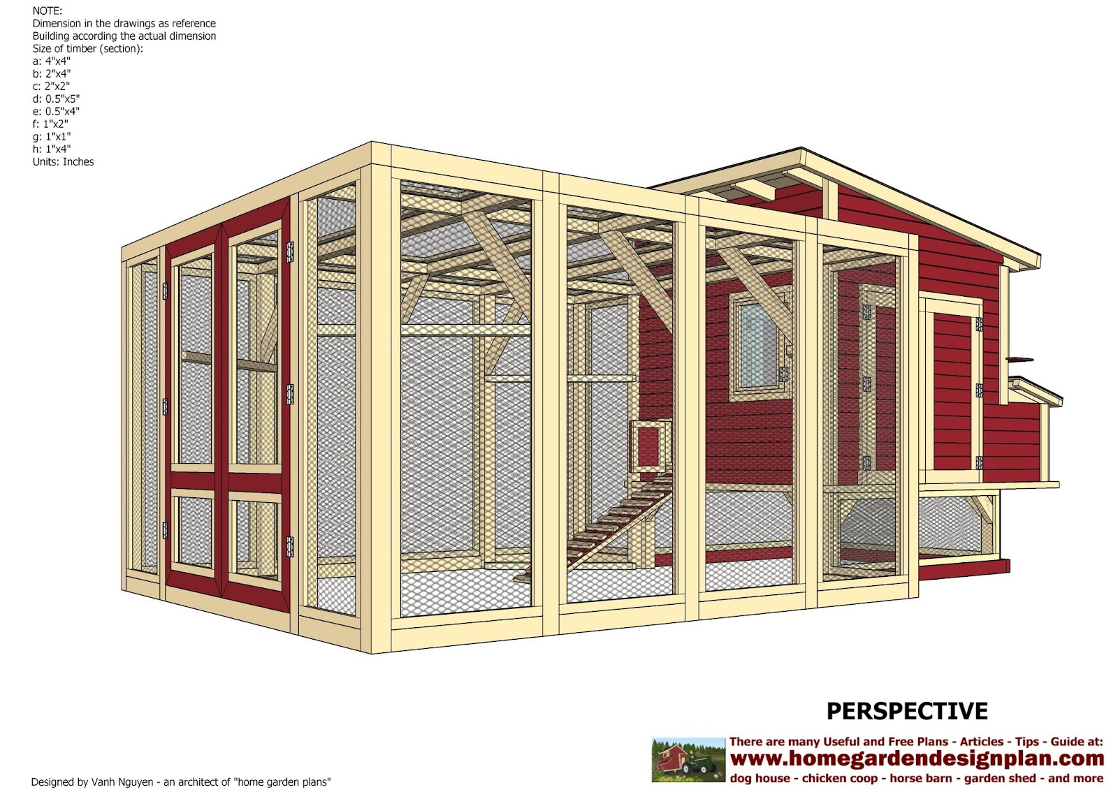 Diy chicken coop blog must see coop channel for Chicken coop plans free pdf