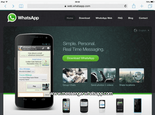 Como instalar WhatsApp en un iPad