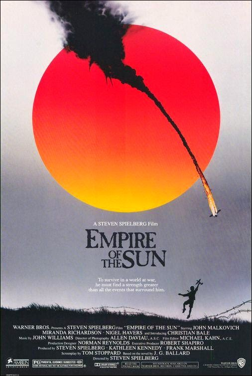 Empire of the sun steven spielberg essay