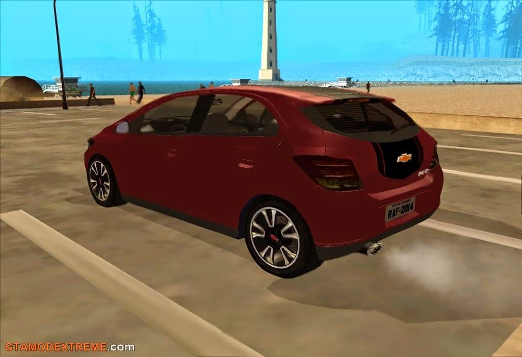 Baixar carro Chevrolet Onix Para GTA San Andreas