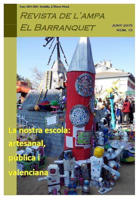 Revista AMPA 2014-2015