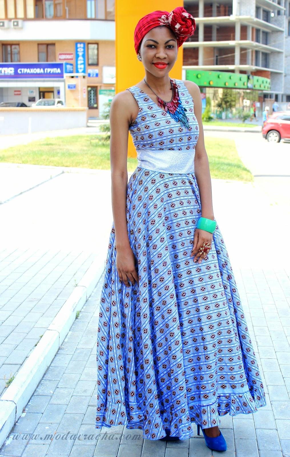 Modern African Dress Designs Viewing Gallery