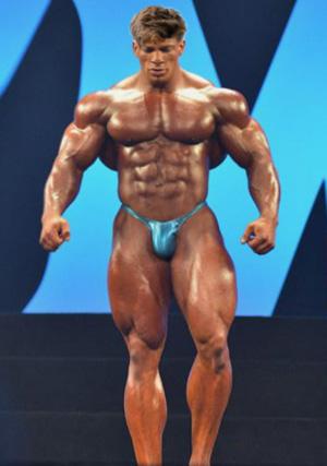 Big Gay Bodybuilder