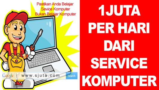 Bisnis Service Komputer Tablet Smartphone