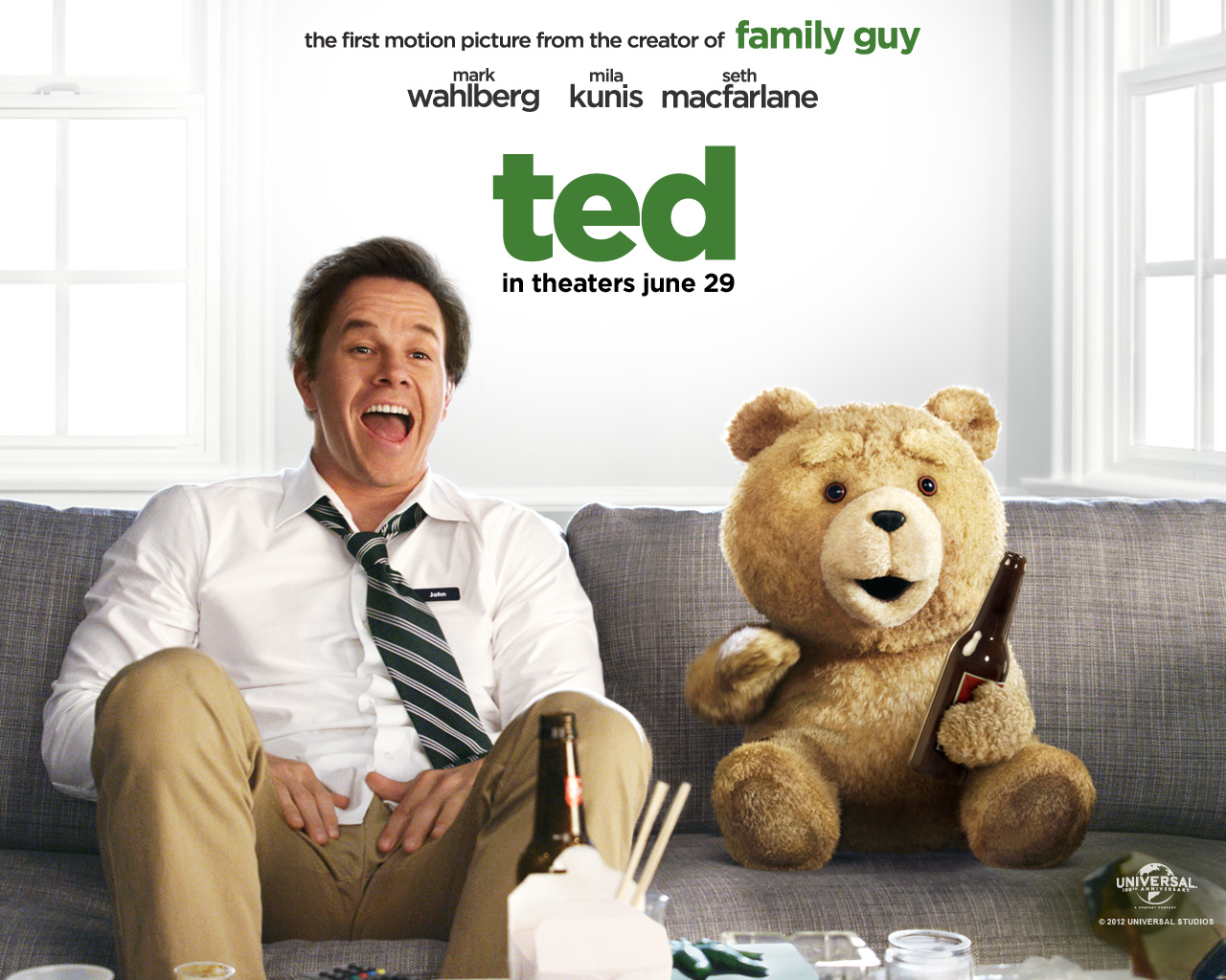 watch the movie ted online for free megavideo