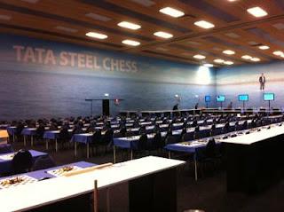Echecs à Wijk-aan-Zee : le Tata Steel 2012
