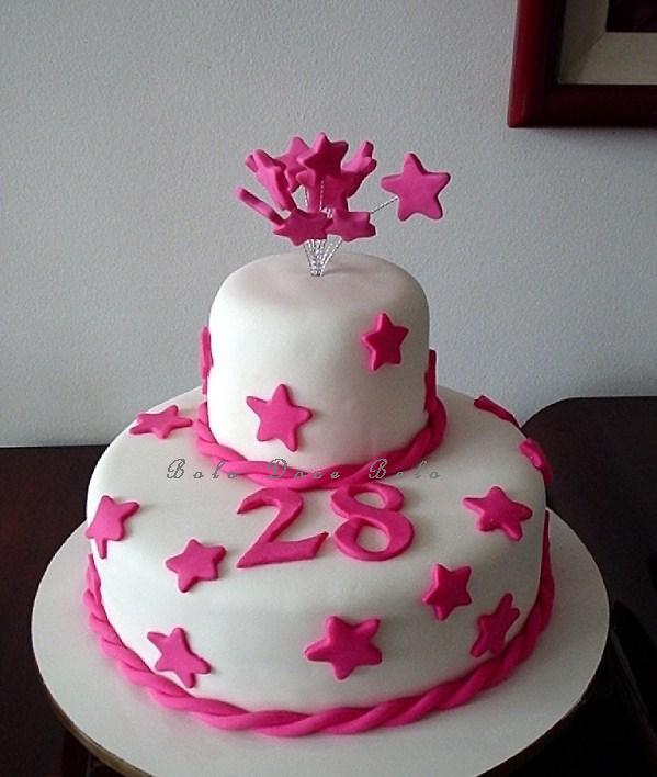 Bolo doce bolo bolo 28 anos da carol 300711 bolo 28 anos da carol 300711 altavistaventures Images