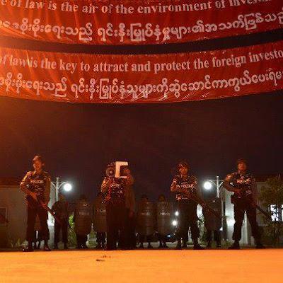 ေဒသခံေတြအတြက္ သတၳိရွိရွိ ရင္ဆိုင္ဖုိ႔လုိတဲ့ အေျပာင္းအလဲေရာ ဟုတ္ရဲ႕လား (Maung Luu Yay)