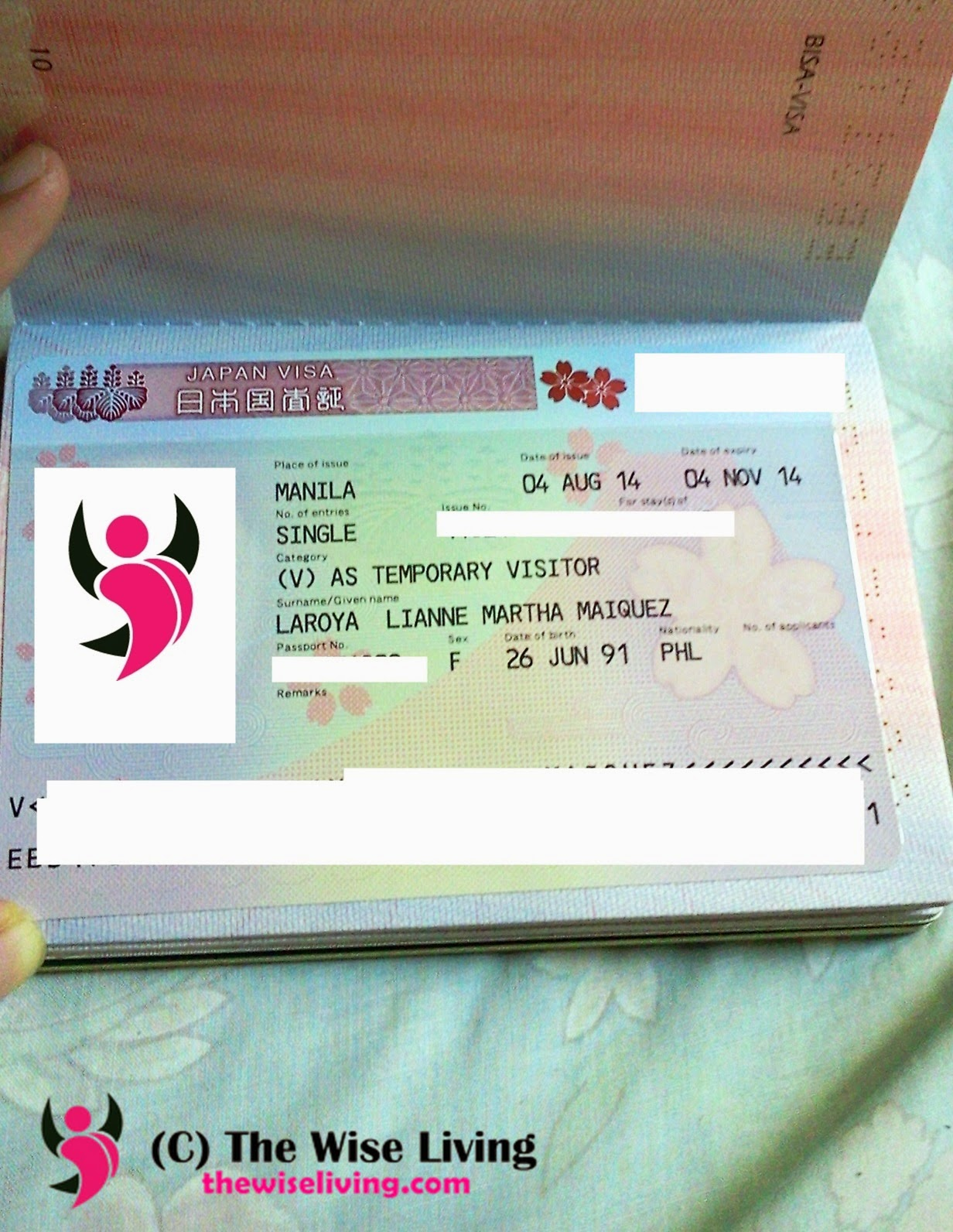 Japan visa guide japan tourist visa application for filipinos in apply and get your japanese tourist visa in the philippines japan visa application yadclub Images