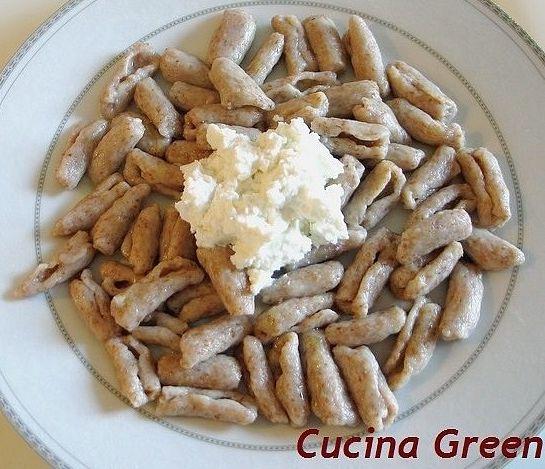 Pasta integrale fatta in casa cucina green - Pasta fatta in casa ...