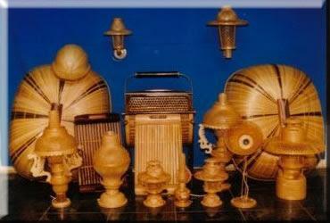 alamat kerajinan bambu banjarnegara, sentra kerajinan bambu di jawa tengah, kerajinan bambu mandiraja