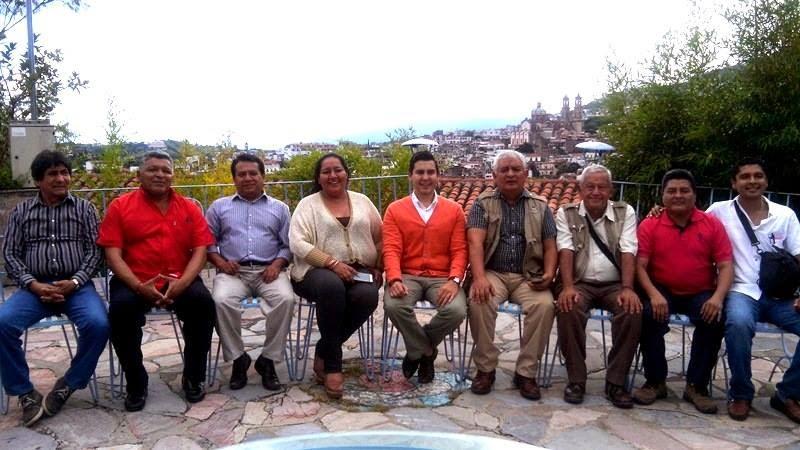 DELEGADOS Y DIRIGENTE ESTATAL DEL CLUB DE PERIODISTAS EN GUERRERO