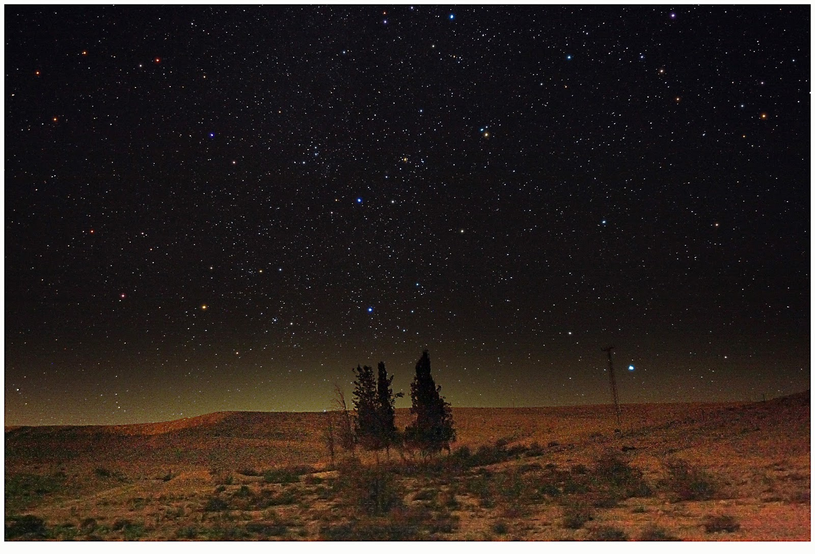 Star Tour Mitzpe Ramon
