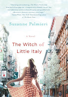 The Witch of Little Italy Suzanne Palmieri cover