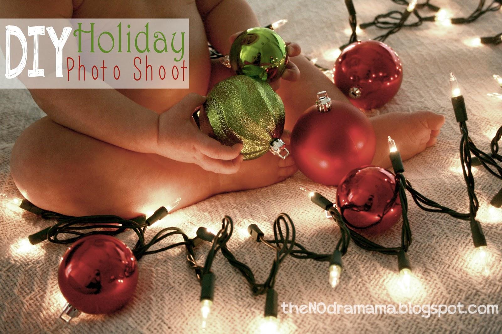 Diy Christmas Photoshoot Gav Ro
