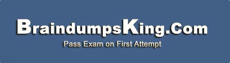 Braindumps Questions Answers - Pass Exam on First Attempt