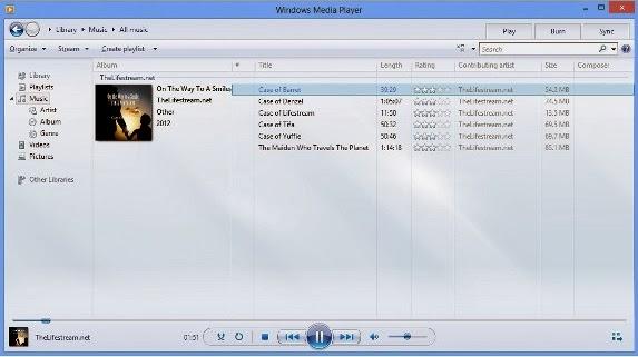 Rip Audio CD's Using Windows Media Player