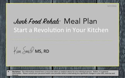 Free Meal Plan