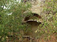 Detall de l'interior de Sabruneta