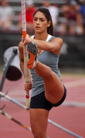 Allison Stokke Hot Photos 2012 | It's All About Wallpapers