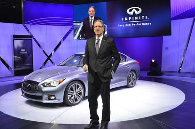 Analyzing De Nyscchen's 25-year comeback plan for Infiniti