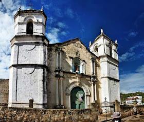 Cabanaconde Iglesia