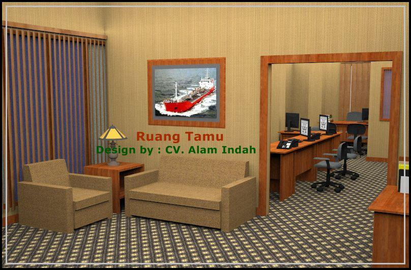 Furniture Ruang Tamu :