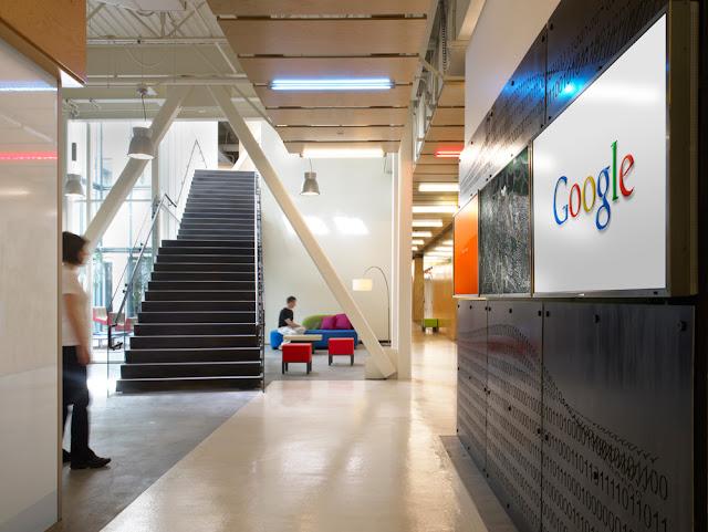 Imagine these office interior design google office - Interior design license california ...