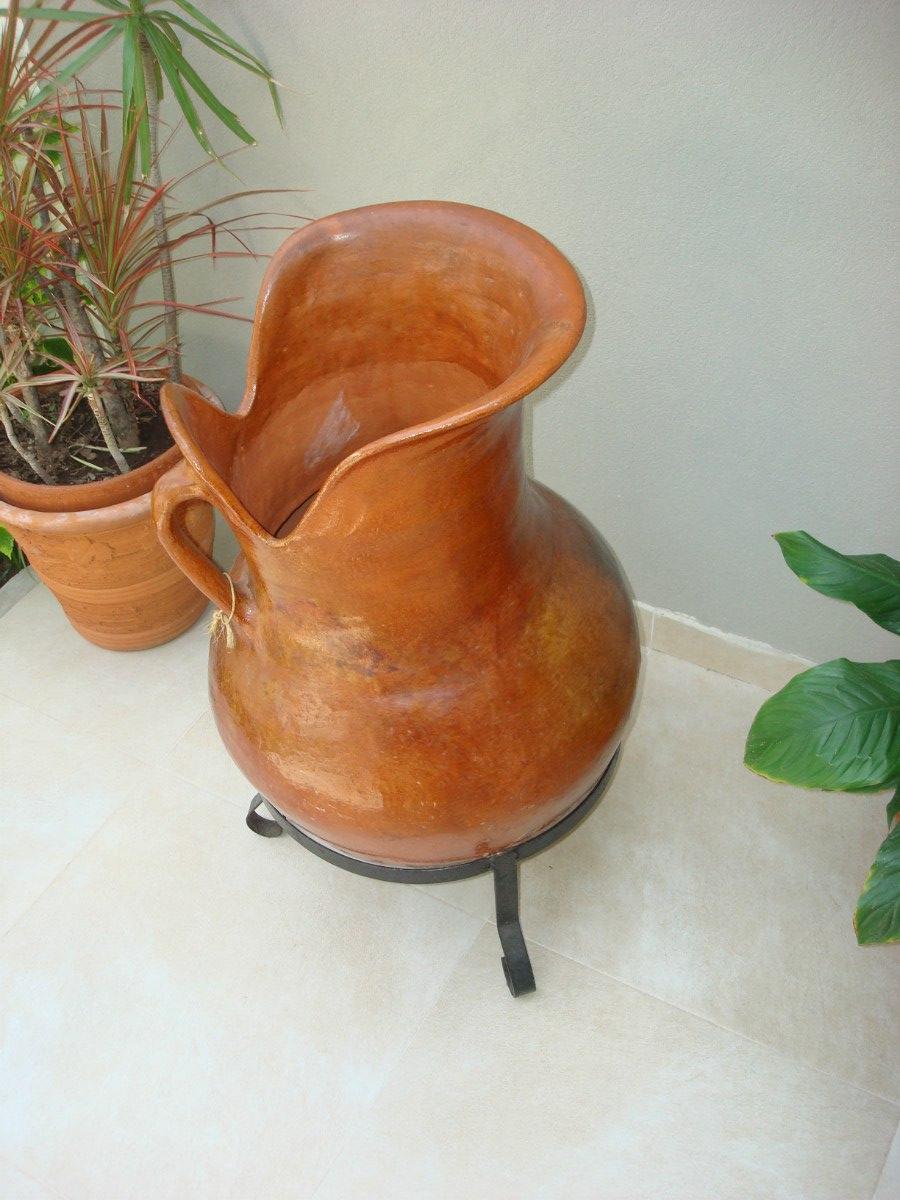 Vasijas de barro venta
