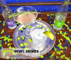 Seattle Seahawks Inspired Cocktails